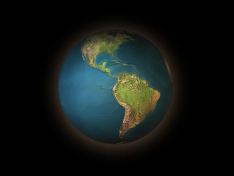 Download 3D Studio Earth